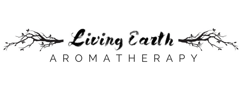 Living Earth Aromatherapy Logo
