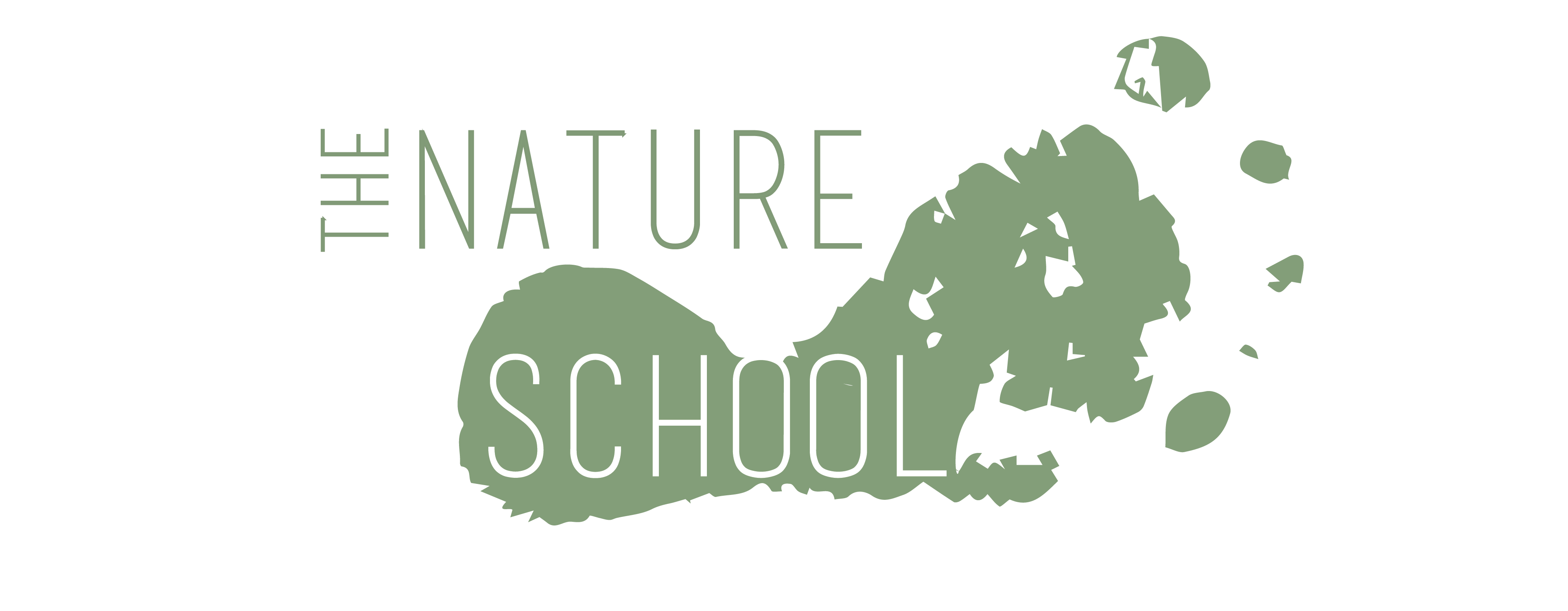 The nature School white background